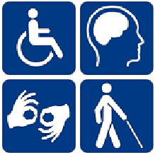Commission for Persons with Disabilities logo