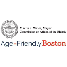 Elderly Commission logo